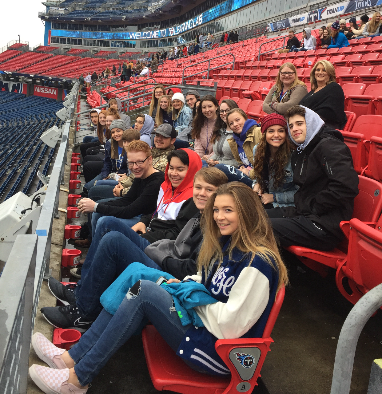 DECA at Titans Learning Lab