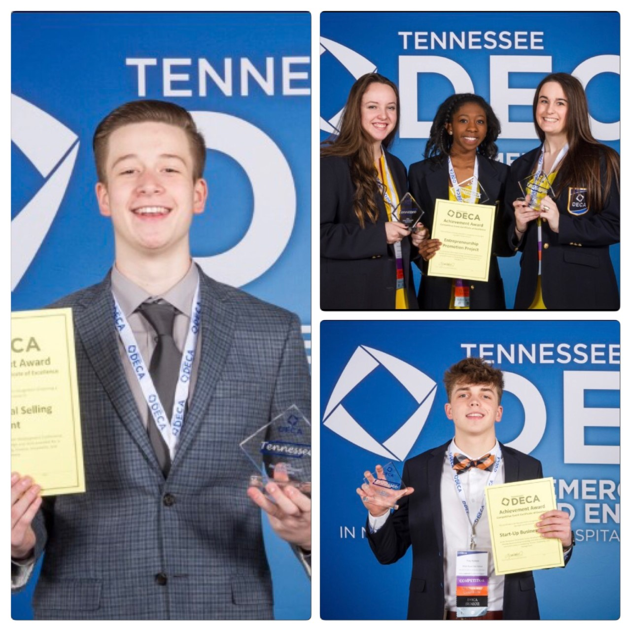 DECA wins at State Competition