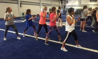Senior Girls Self Defense Class