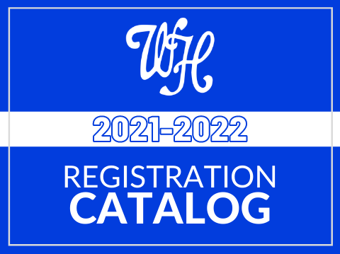2021-2022 Registration Catalog