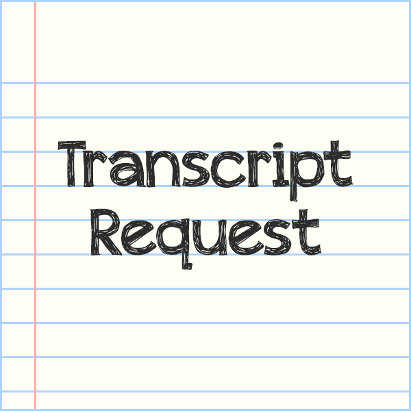 Final Transcript request